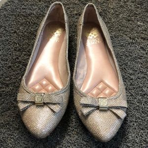 Sparkle flats by Vince Camuto